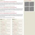 The Next Devlounge Design: Mockup #1