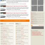 The Next Devlounge Design: Mockup #2