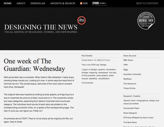 Designing the News