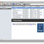 Blogging Software for Mac Users