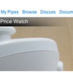 Mashing Up Feeds Using Yahoo Pipes