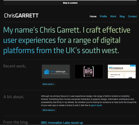 Chris Garrett Media