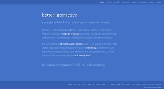 Better Interactive