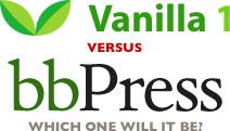 Vanilla vs. bbPress