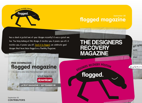 Flogged Magazine