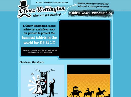 Oliver Wellington Shirt Emporium