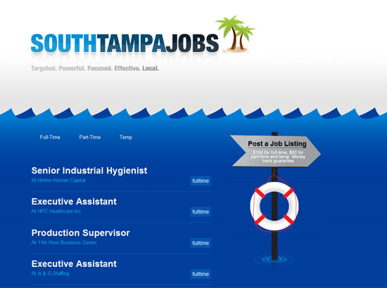 South Tampa Jobs