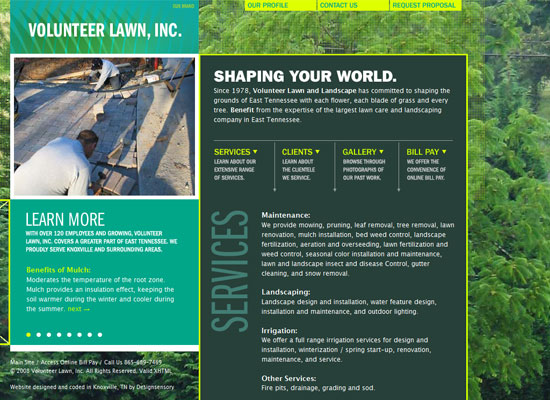Volunteer Lawn, Inc.