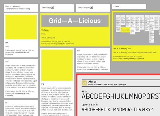 Grid-A-Licious