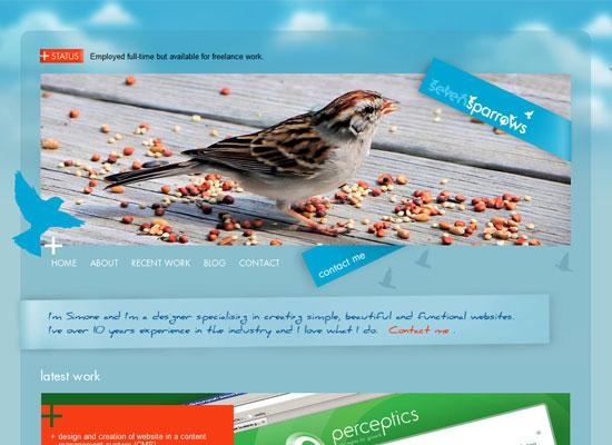 Seven Sparrows