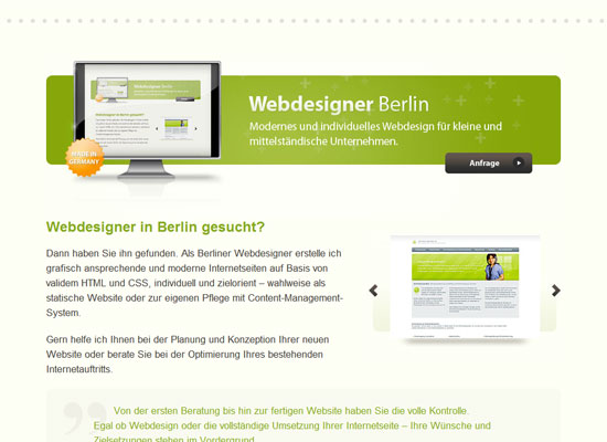 Berliner Webdesigner