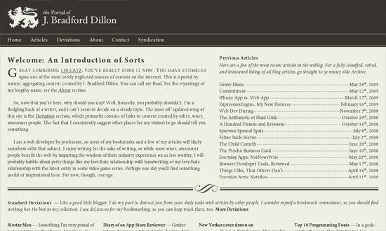 J. Bradford Dillon