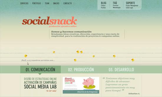 SocialSnack