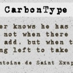 Five Free Fonts: Typewriter