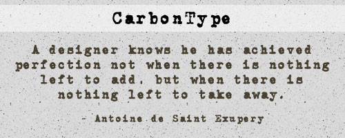 carbon-type