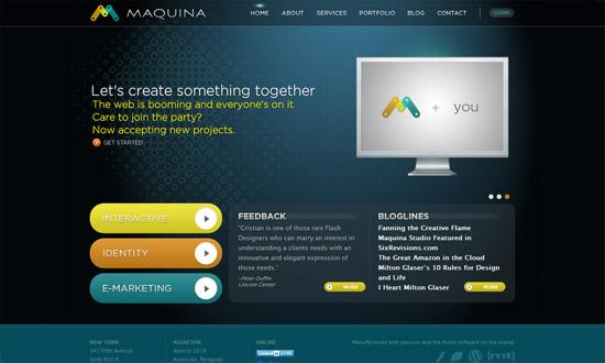 Maquina Studio