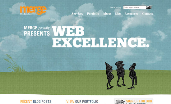 Merge Web