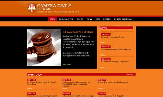 Camera Civile Como