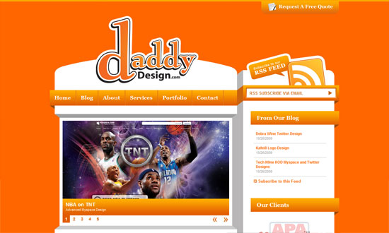 Daddy Design
