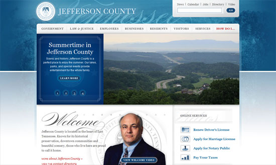 Jefferson County, Tennessee