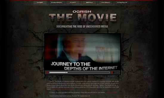 Ogrish the Movie
