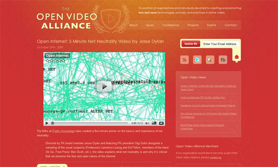 Open Video Alliance
