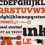 Favorite Five: Free Serif Fonts