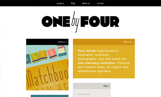 One by Four Studio