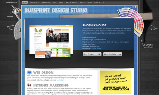 Blueprint Design Studio