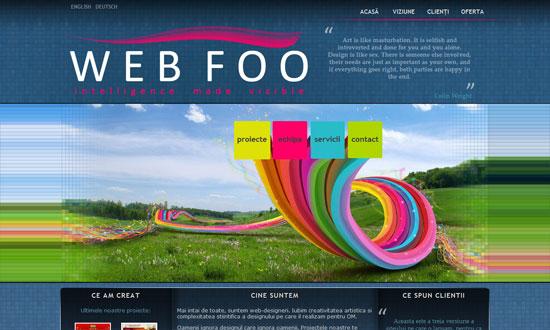 Webfoo