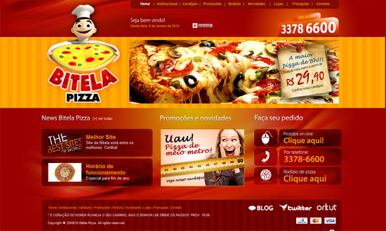 Bitela Pizza