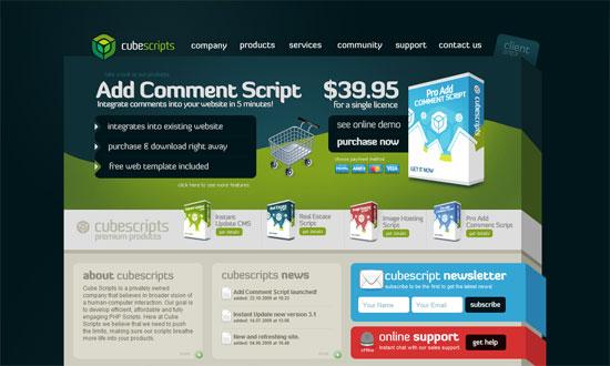 Cube Scripts