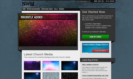 New Worship Media