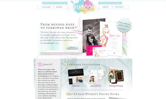 Suavvy Invites