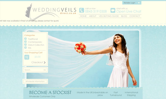 Wedding Veils Direct