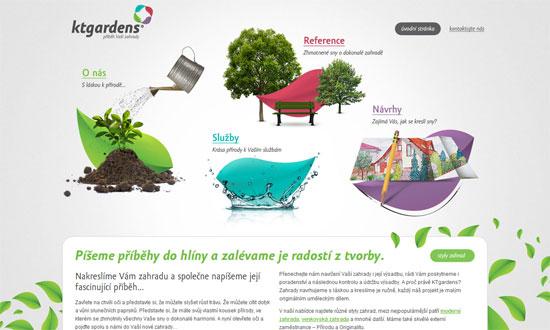 ktgardens.cz - příběh vaší zahrady