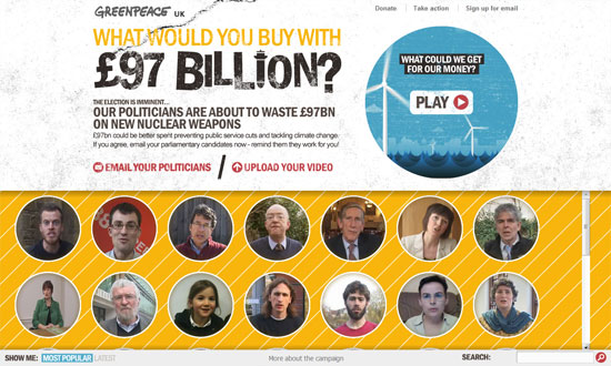 Trident Campaign