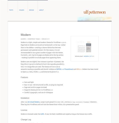 The Best White Minimal WordPress Themes