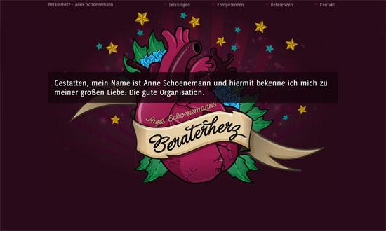Beraterherz - Anne Schoenemann