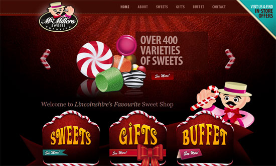 McMillers Sweets Emporium