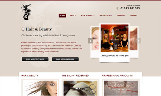 Q Hair and Beauty