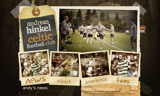 Andreas Hinkel - Celtic Football Club