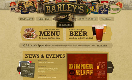 Barley's Greenville