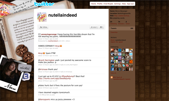 nutellaindeed
