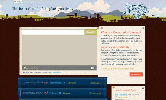 Community Almanac