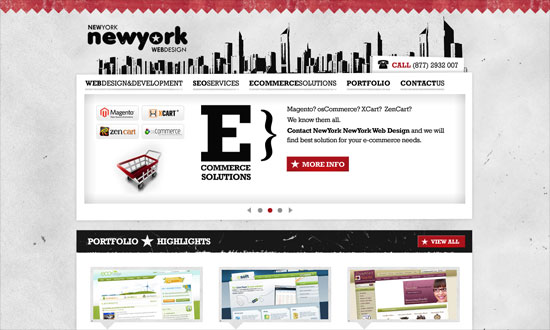 New York New York Web Design