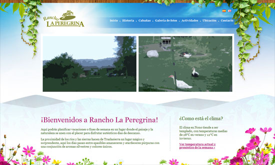 Rancho La Peregrina