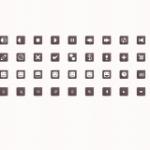 The Best Mini Minimalistic Icons
