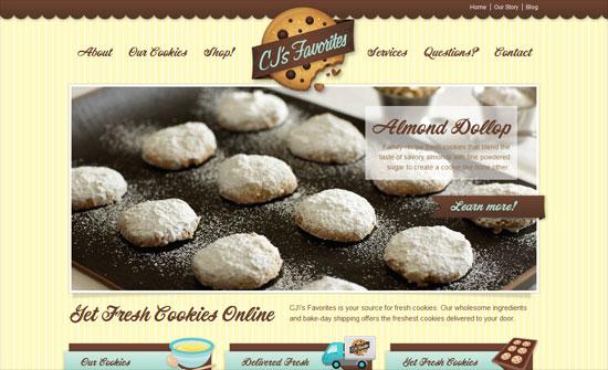Fresh Cookies Online