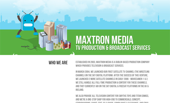 Maxtron Media